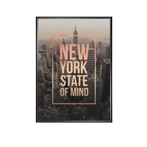 Plakat New York State Of Mind