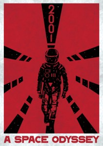 Plakat 2001: A Space Odyssey