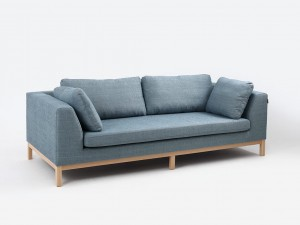 Sofa 3 os. AMBIENT WOOD